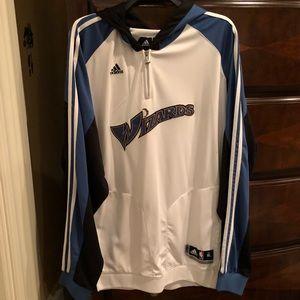 Washington Wizards Adidas Hoodie